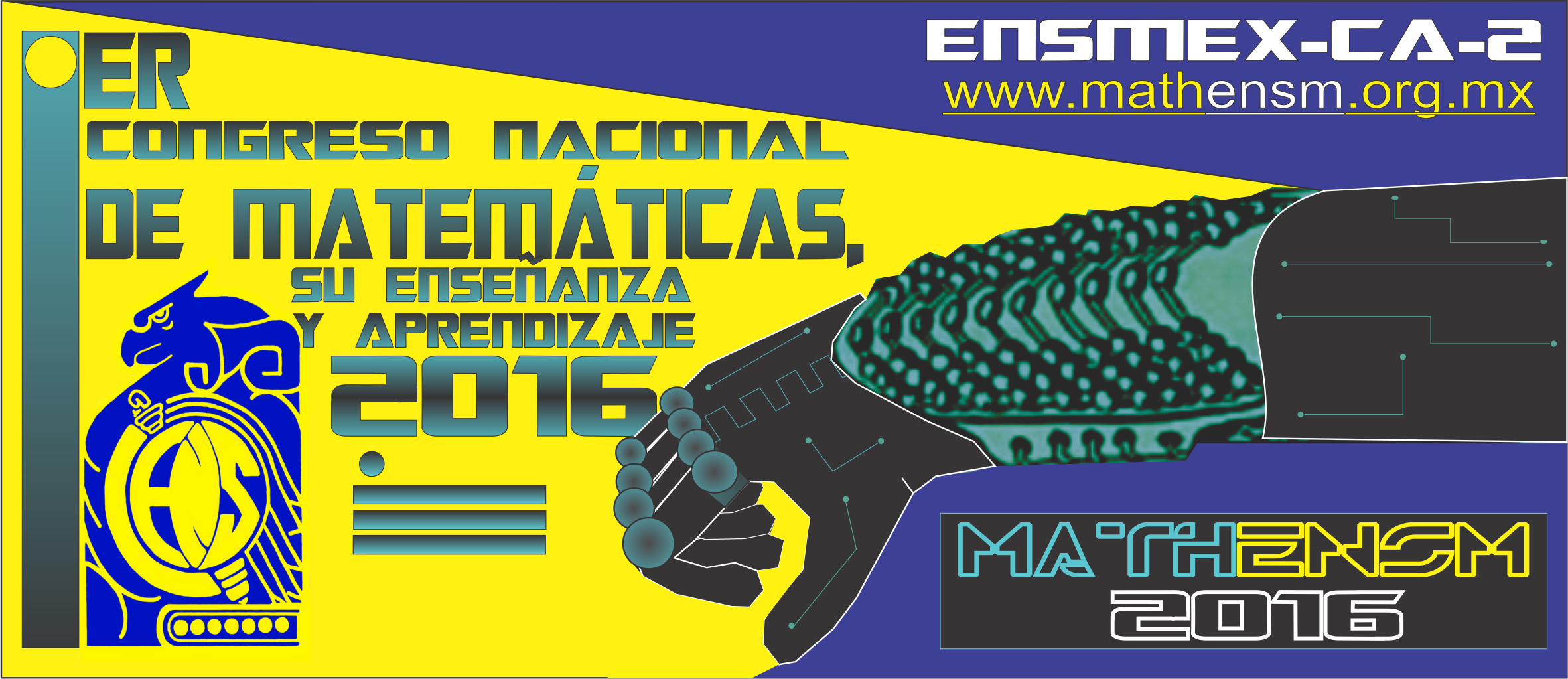 CONGRESO MATHENSM 2016